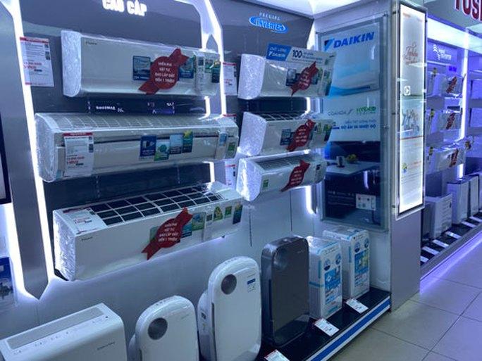 Máy lạnh Việt chật vật cạnh tranh - Ảnh 1.