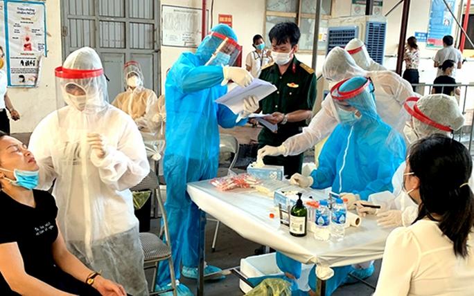 Thêm 80 ca mắc Covid-19 trong nước, TP HCM và Bình Dương có 8 ca bệnh - Ảnh 2.