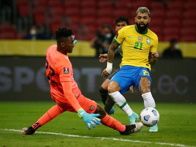 World Cup 2022: Neymar tỏa sáng, Brazil vững ngôi đầu bảng Nam Mỹ - Ảnh 2.