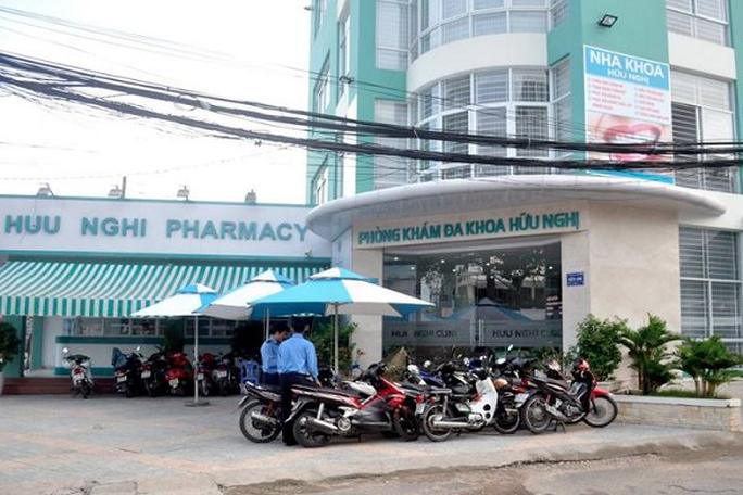 Liên quan đến bệnh nhân Covid-19, một phòng khám ở Gò Vấp bị đóng cửa - Ảnh 1.