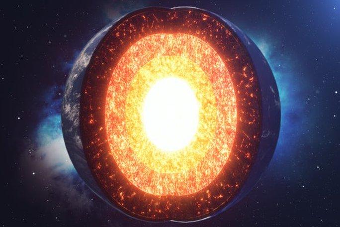 Sốc: Lõi Trái Đất đang bị lệch lạc, méo dần - Ảnh 1.