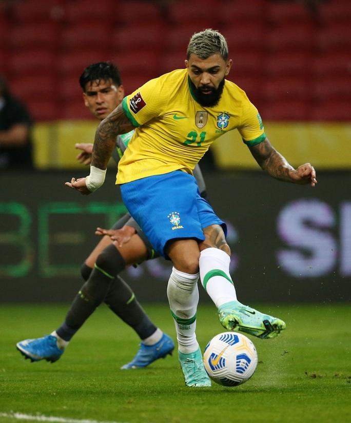 World Cup 2022: Neymar tỏa sáng, Brazil vững ngôi đầu bảng Nam Mỹ - Ảnh 1.
