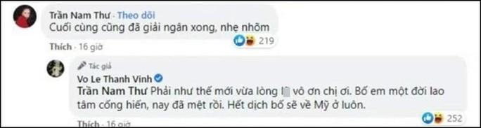 Nam Thư bức xúc vì bị photoshop đoạn bình luận nhạy cảm với con trai Hoài Linh - Ảnh 2.