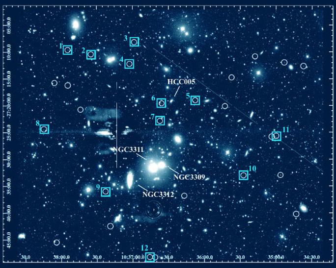 12 thiên hà ma quái là phiên bản thây ma của quái vật chứa Trái Đất - Ảnh 2.