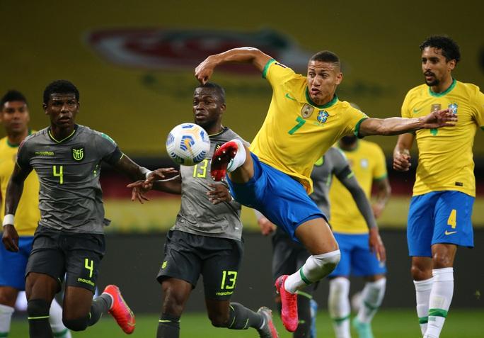 World Cup 2022: Neymar tỏa sáng, Brazil vững ngôi đầu bảng Nam Mỹ - Ảnh 3.