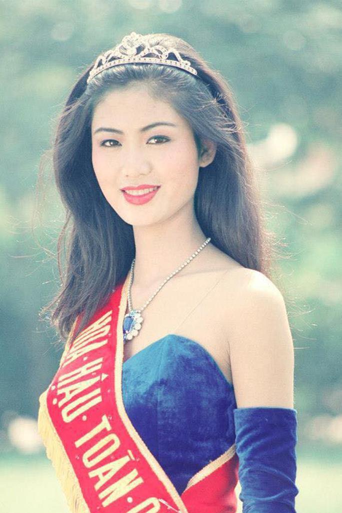 Hoa hậu Việt Nam Nguyễn Thu Thuỷ qua đời ở tuổi 45 - Ảnh 3.