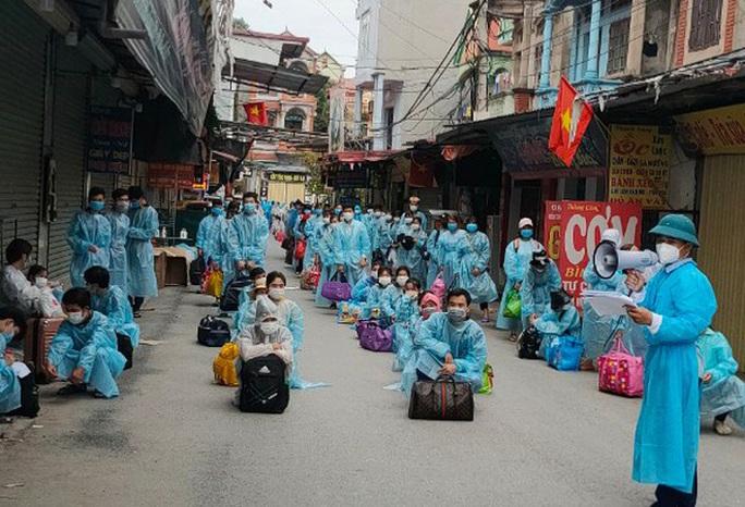 Bắc Giang đã có hơn 3.000 ca dương tính SARS-CoV-2 - Ảnh 2.