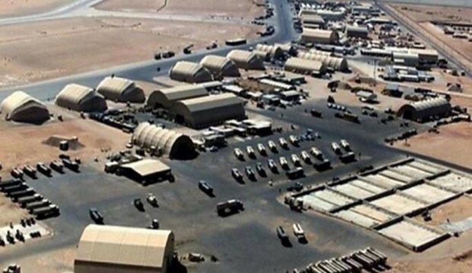 Căn cứ Mỹ ở Iraq bị tấn công, bắn hạ 2 UAV - Ảnh 1.