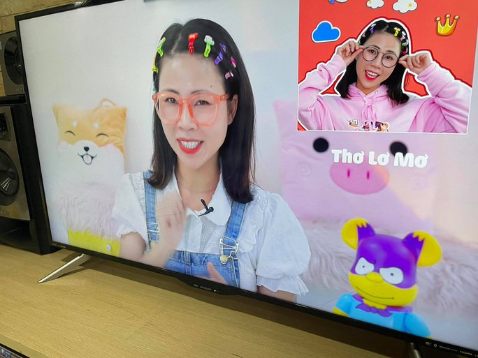 Thơ Nguyễn lại mở kênh Youtube mới - Ảnh 1.