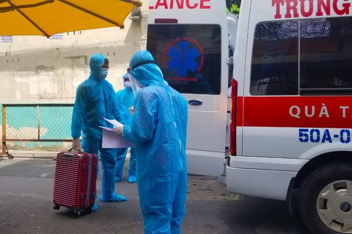 TP HCM: Phát hiện 5 người trong dãy nhà trọ trên đường Lê Văn Sỹ mắc Covid- 19 - Báo Người lao động