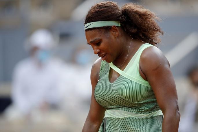 Roger Federer, Serena Williams dừng bước ở Roland Garros 2021 - Ảnh 3.
