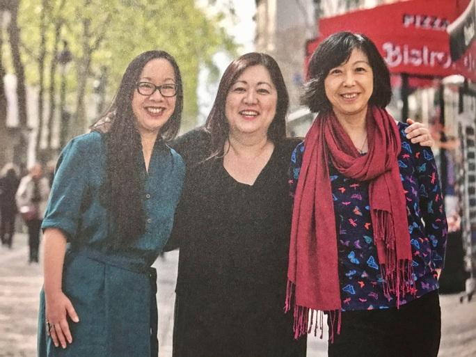 Thế giới mì của ba nữ tác giả châu Á - Ảnh 1.
