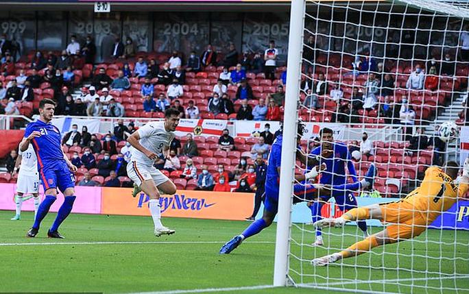 Giao hữu: Grealish tỏa sáng, tuyển Anh thắng nhẹ nhàng Romania - Ảnh 1.