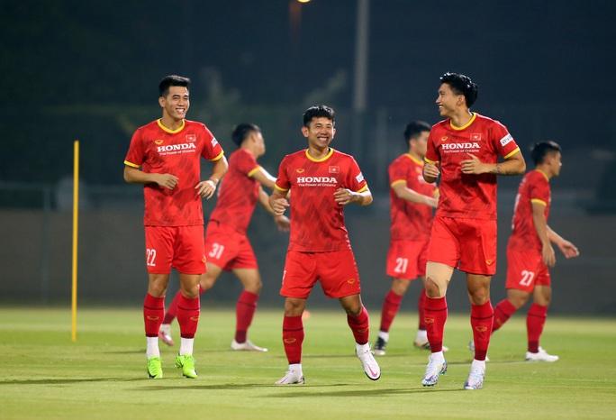 Chốt danh sách 23 cầu thủ đá với Indonesia, thủ môn Văn Hoàng làm khán giả - Ảnh 1.