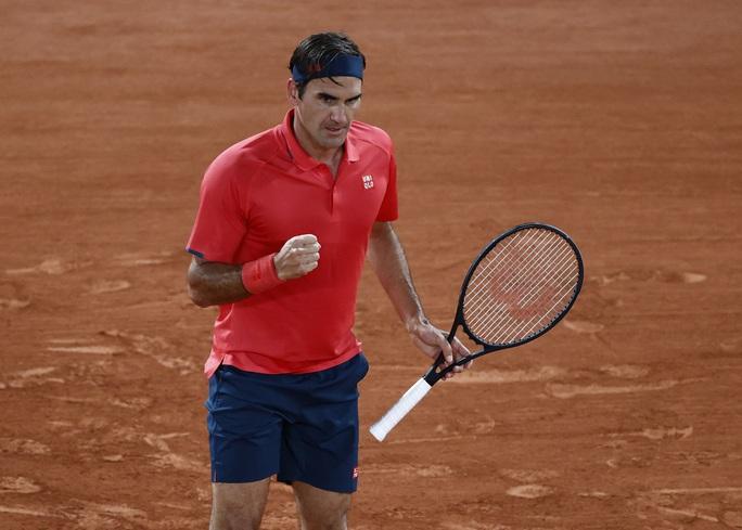 Roger Federer, Serena Williams dừng bước ở Roland Garros 2021 - Ảnh 1.