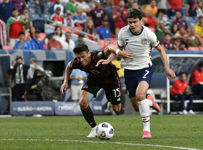 Christian Pulisic ghi bàn quyết định, Mỹ vô địch CONCACAF Nations League - Ảnh 4.