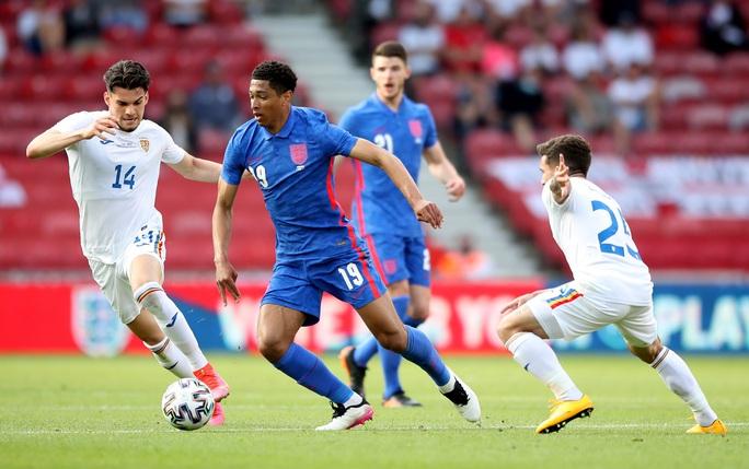 Giao hữu: Grealish tỏa sáng, tuyển Anh thắng nhẹ nhàng Romania - Ảnh 2.