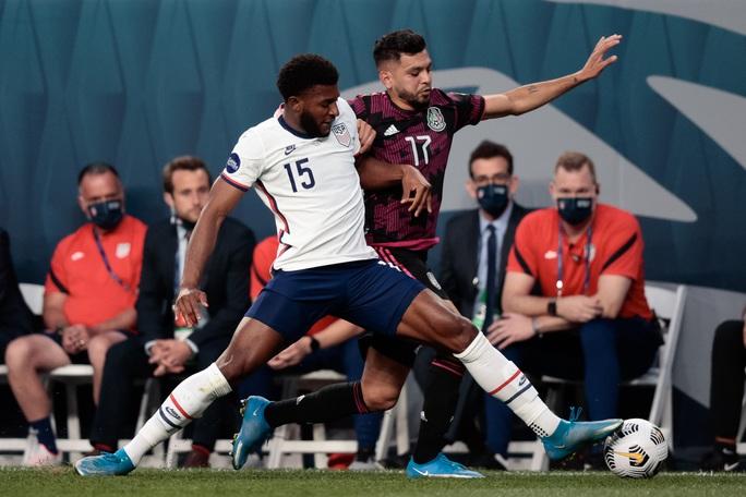 Christian Pulisic ghi bàn quyết định, Mỹ vô địch CONCACAF Nations League - Ảnh 3.