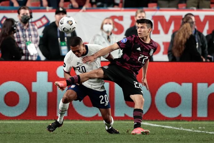 Christian Pulisic ghi bàn quyết định, Mỹ vô địch CONCACAF Nations League - Ảnh 2.