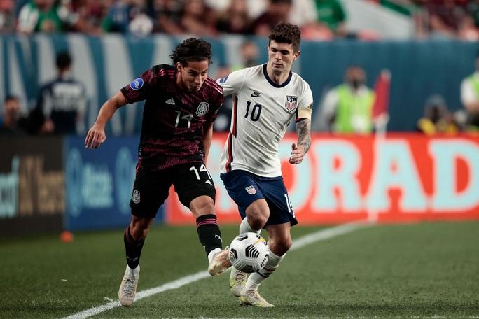 Christian Pulisic ghi bàn quyết định, Mỹ vô địch CONCACAF Nations League - Ảnh 7.