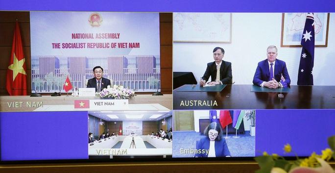 Úc cam kết viện trợ 40 triệu AUD cho Việt Nam để tiếp cận vắc-xin Covid-19 - Ảnh 3.