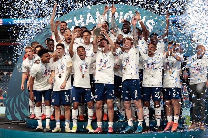 Christian Pulisic ghi bàn quyết định, Mỹ vô địch CONCACAF Nations League - Ảnh 8.