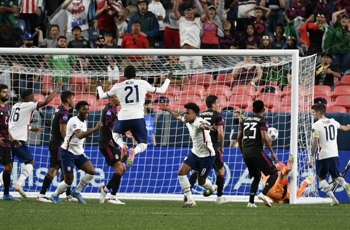 Christian Pulisic ghi bàn quyết định, Mỹ vô địch CONCACAF Nations League - Ảnh 5.