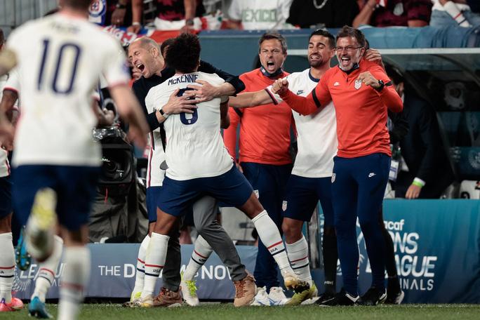 Christian Pulisic ghi bàn quyết định, Mỹ vô địch CONCACAF Nations League - Ảnh 6.