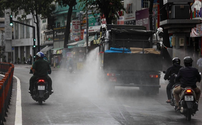 TP HCM: Những người từng đến 3 địa điểm ở Gò Vấp khẩn trương khai báo y tế - Ảnh 1.