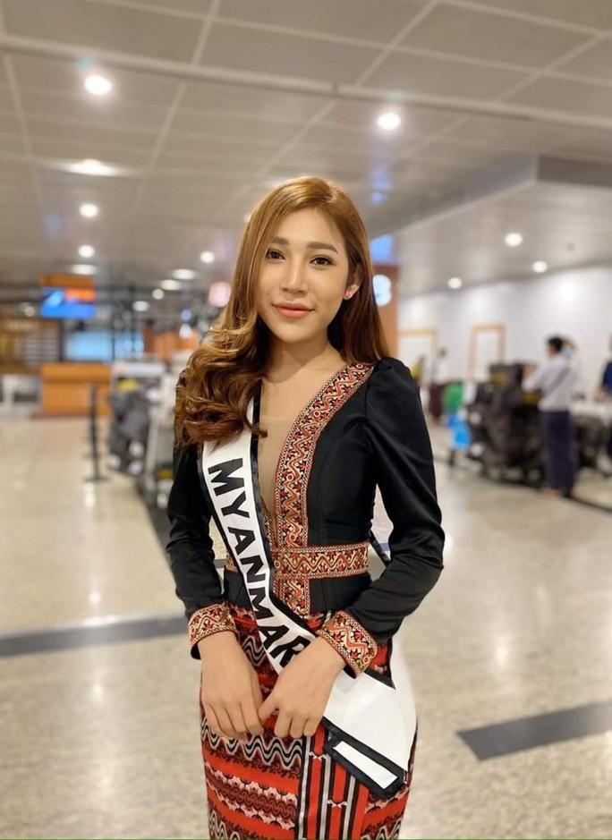 Hoa hậu chuyển giới Myanmar 2020 thiệt mạng sau tai nạn - Ảnh 1.