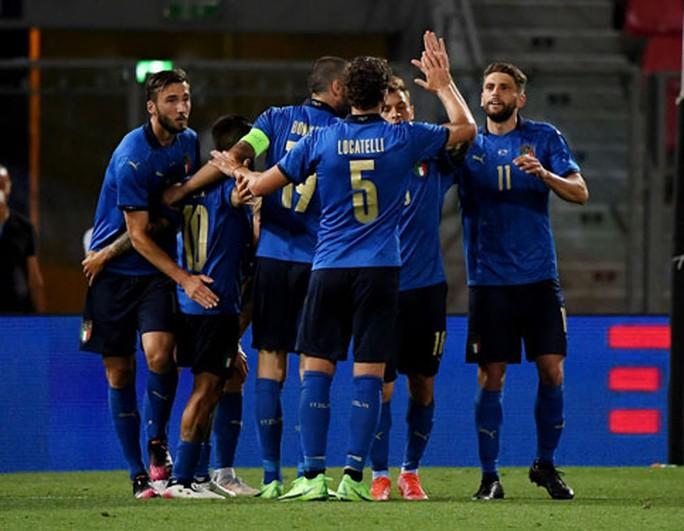 Tuyển Ý đã rũ bỏ bóng ma 2018 - Ảnh 1.