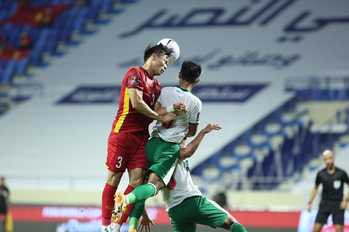 Tuyển thủ Việt Nam nói gì sau trận thắng giòn giã Indonesia? - Ảnh 1.