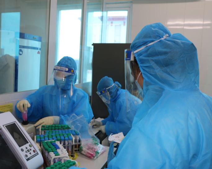 Hà Tĩnh phát hiện thêm 1 ca dương tính SARS-CoV-2 trong cộng đồng - Ảnh 1.