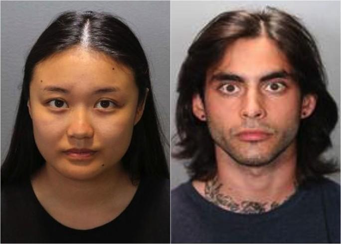 Mỹ: Bắt giữ nghi phạm vụ mẹ giơ ngón tay thối, con bị bắn chết - Ảnh 1.