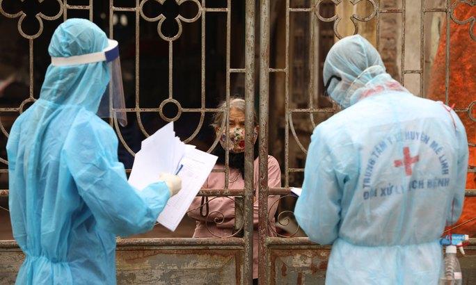 Thêm 55 ca mắc Covid-19, TP HCM và Hà Nội có nhiều người nhiễm mới - Ảnh 2.