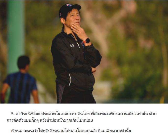 Báo chí Thái Lan hết lời khen ngợi tuyển Việt Nam, nhắc tên Kiatisak - Ảnh 3.