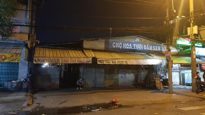 Chợ hoa Đầm Sen sẽ được mở cửa hoạt động trong 3 ngày cao điểm thị trường Tết Đoan ngọ - Ảnh 1.