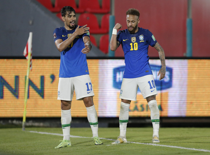 Neymar tung hoành sân cỏ, Brazil hạ chủ nhà Paraguay - Ảnh 4.