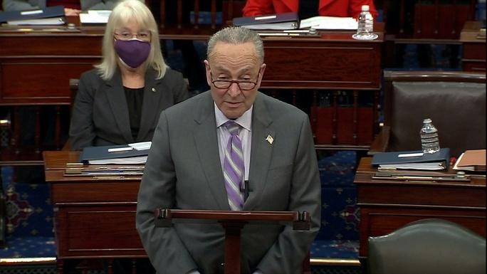 Thượng viện Mỹ thông qua dự luật hiếm chống Trung Quốc - Ảnh 1.