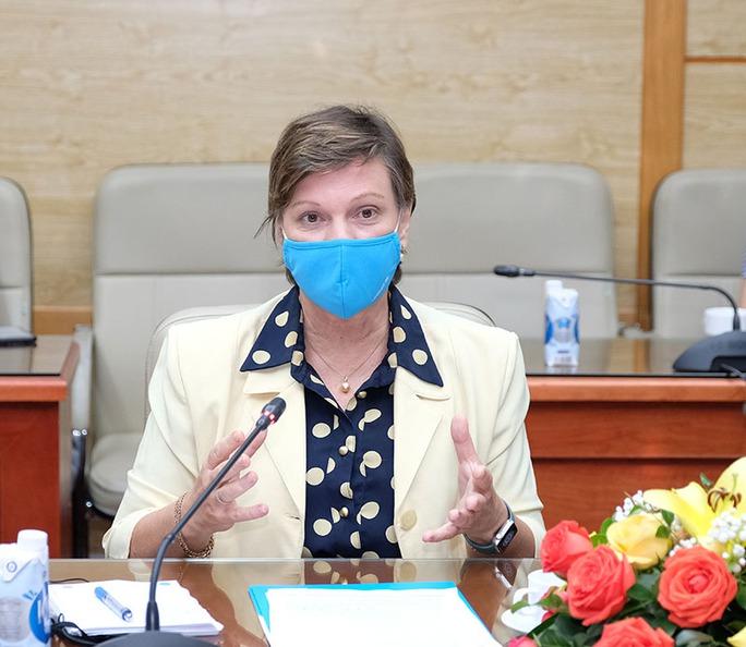 UNICEF: 67% người dân Việt Nam được hỏi sẵn sàng tiêm vắc-xin Covid-19 - Ảnh 2.