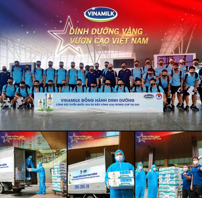 Bí quyết dinh dưỡng vàng cho trận thắng đậm đầu tiên của đội tuyển Việt Nam tại Vòng loại World Cup 2022 - Ảnh 3.