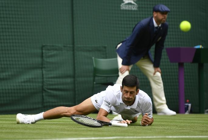 Djokovic nói gì khi vào vòng 3 Wimbledon 2021? - Ảnh 3.