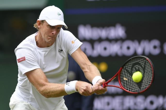Djokovic nói gì khi vào vòng 3 Wimbledon 2021? - Ảnh 2.