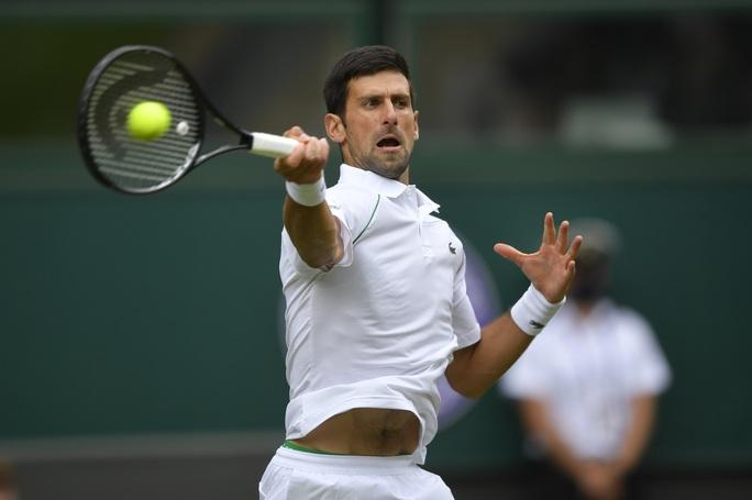Djokovic nói gì khi vào vòng 3 Wimbledon 2021? - Ảnh 1.