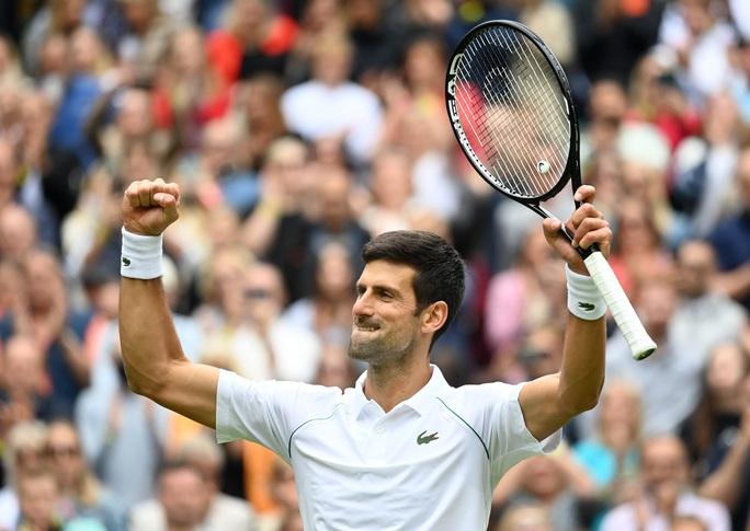 Djokovic nói gì khi vào vòng 3 Wimbledon 2021? - Ảnh 6.