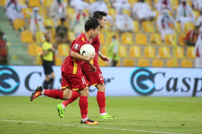 Tuyển Việt Nam cùng Nhật Bản, Úc, Trung Quốc chung bảng B Vòng loại thứ 3 World Cup 2022 - Ảnh 1.