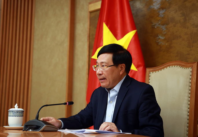 Cố vấn An ninh quốc gia Mỹ: Hỗ trợ Việt Nam sớm tiếp nhận vắc-xin Covid-19 - Ảnh 1.