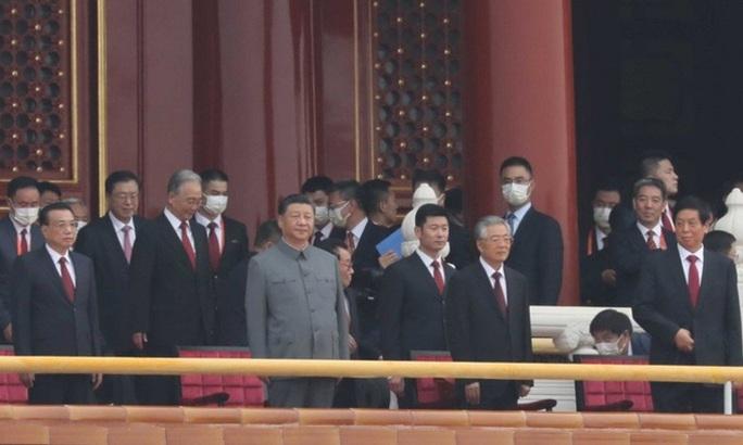 Phát biểu gây chú ý của Chủ tịch Trung Quốc tại lễ kỷ niệm thành lập đảng - Ảnh 1.