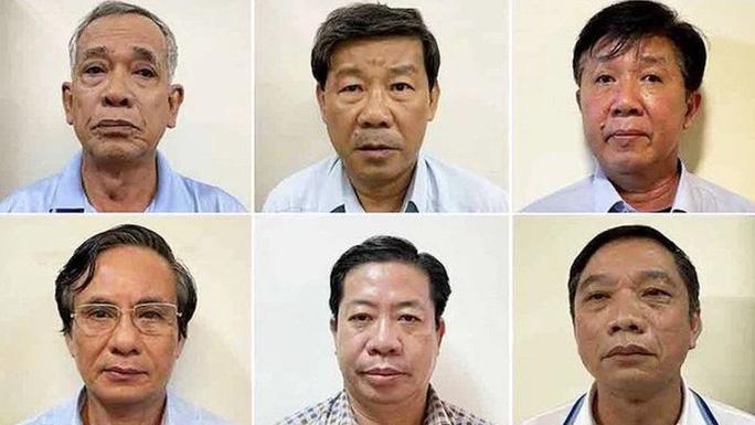 Những sai phạm khiến nhiều lãnh đạo Bình Dương bị bắt - Ảnh 1.