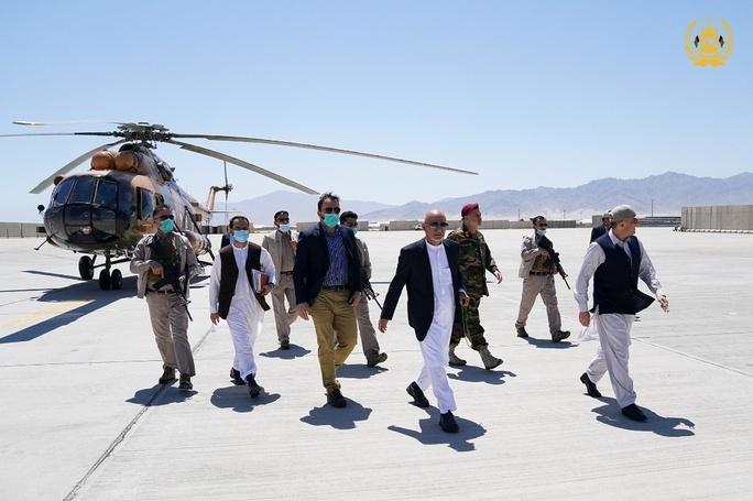 Afghanistan bất ổn, Nga - Trung Quốc lo ngại - Ảnh 1.